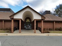 Brown Memorial Branch Building