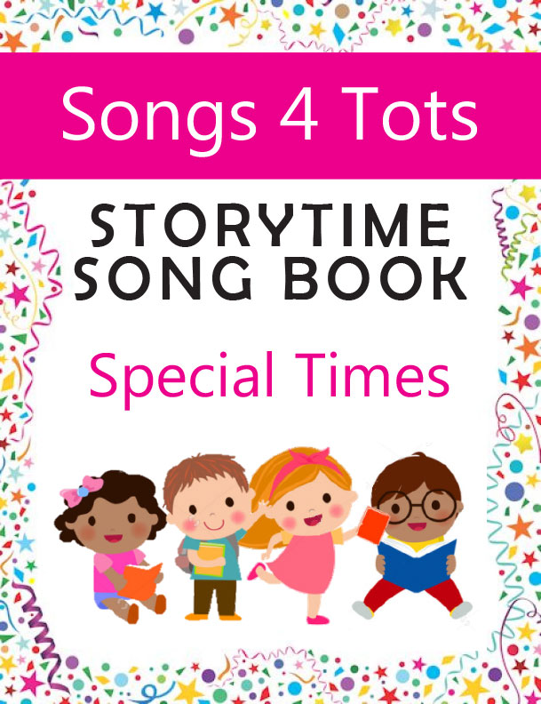 Songs for Tots: Special Times