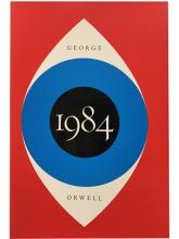 1984 Book Jacket