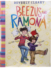 Beezus and Ramona Book Jacket