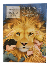 The Chronicles of Narnia Book Jacket