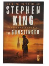The Gunslinger Book Jacket