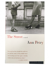 The Street Book Jacket