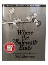 Where the Sidewalk Ends Book Jacket